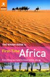Africa guidebook cover